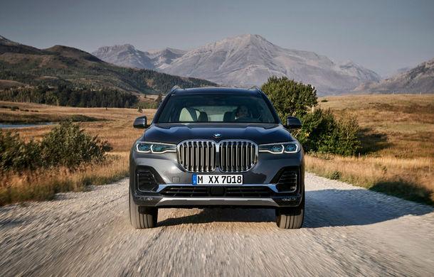 Zvonuri despre viitorul BMW X8 M: SUV-ul coupe va avea o platformă diferită de cea a lui X7 și va fi dezvoltat de divizia M - Poza 1