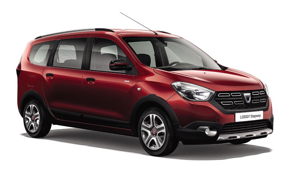 Informații neoficiale: Dacia Lodgy va fi înlocuit cu un nou model cu 7 locuri care va fi lansat în 2021 - Poza 1