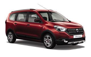 Informații neoficiale: Dacia Lodgy va fi înlocuit cu un nou model cu 7 locuri care va fi lansat în 2021