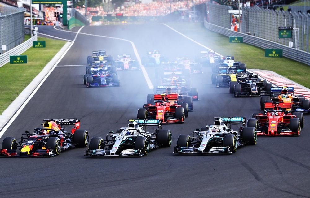 Ungaria ar putea înlocui Marea Britanie în noul calendar al Formulei 1: apare scenariul cu 4 curse într-un interval de 21 de zile - Poza 1