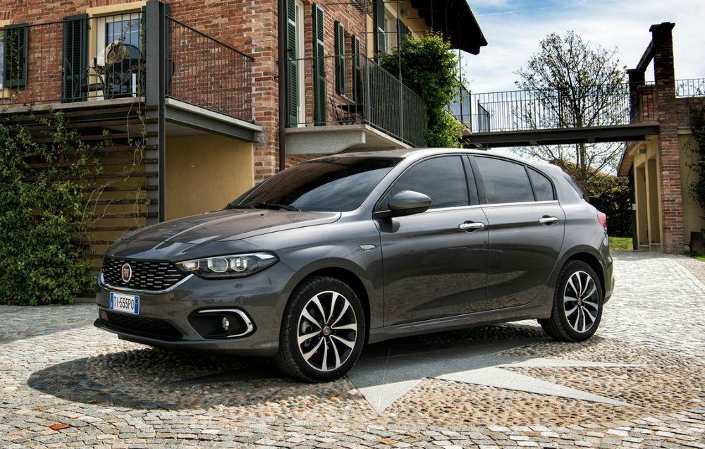 Fiat pregătește o actualizare a gamei de modele: un SUV bazat pe Tipo și un succesor pentru Punto - Poza 1