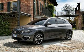 Fiat pregătește o actualizare a gamei de modele: un SUV bazat pe Tipo și un succesor pentru Punto
