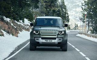 Prețuri pentru noua generație Land Rover Defender: modelul britanic pornește de la peste 53.000 de euro