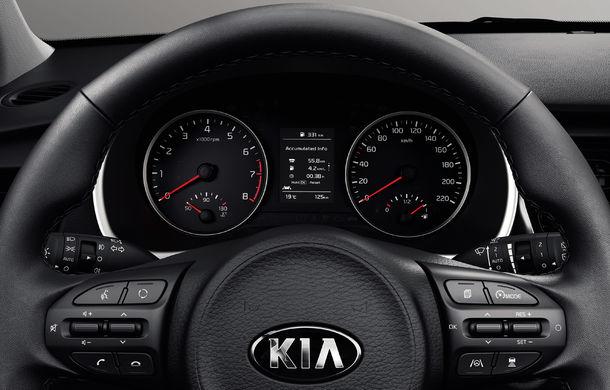 Kia Rio facelift, primele imagini și informații: subcompacta primește motorizări mild-hybrid și sistem de infotainment de 8 inch - Poza 11