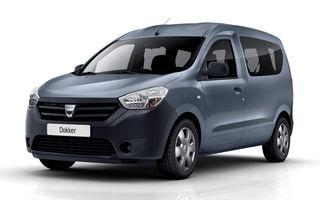 Grupul Renault ar putea schimba strategia pentru Dacia Dokker: viitoarea generație va fi vândută pe anumite piețe cu numele Kangoo Express