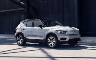 Volvo anticipează o creștere a vânzărilor de mașini electrice în Europa: