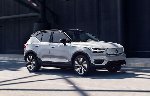 """Volvo anticipează o creștere a vânzărilor de mașini electrice în Europa: """"Ar fi o risipă de bani să sprijinim vânzările de mașini cu motoare termice"""" - Poza 1"""