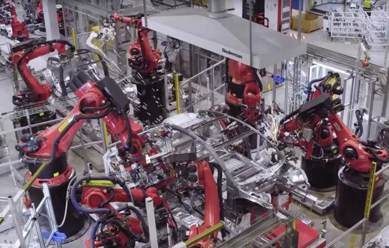 Tesla accelerează producția de mașini electrice în China: capacitatea de producție va crește în iunie cu 33% - Poza 1