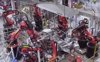 Tesla accelerează producția de mașini electrice în China: capacitatea de producție va crește în iunie cu 33%