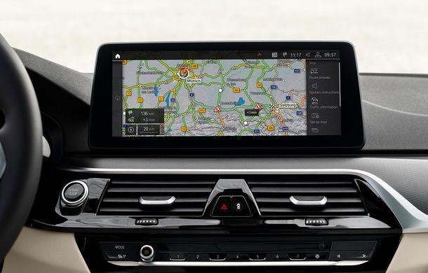 BMW a prezentat Seria 6 Gran Turismo facelift: îmbunătățiri estetice, tehnologii noi și motorizări cu sistem mild-hybrid la 48V - Poza 37