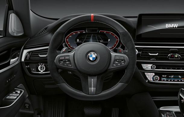 BMW a prezentat Seria 6 Gran Turismo facelift: îmbunătățiri estetice, tehnologii noi și motorizări cu sistem mild-hybrid la 48V - Poza 25