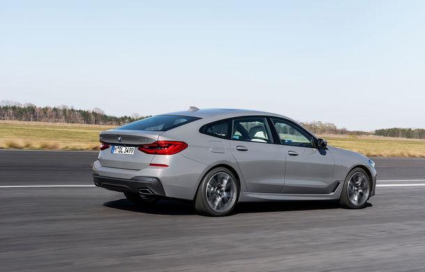 BMW a prezentat Seria 6 Gran Turismo facelift: îmbunătățiri estetice, tehnologii noi și motorizări cu sistem mild-hybrid la 48V - Poza 6