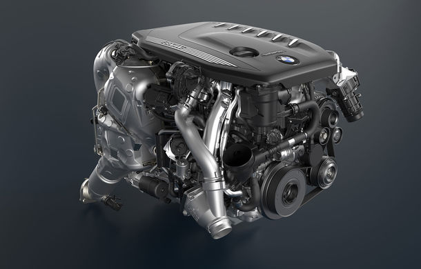 BMW a prezentat Seria 6 Gran Turismo facelift: îmbunătățiri estetice, tehnologii noi și motorizări cu sistem mild-hybrid la 48V - Poza 41