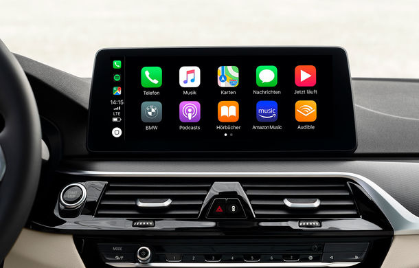 BMW a prezentat Seria 6 Gran Turismo facelift: îmbunătățiri estetice, tehnologii noi și motorizări cu sistem mild-hybrid la 48V - Poza 39