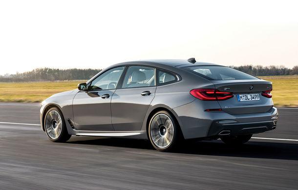 BMW a prezentat Seria 6 Gran Turismo facelift: îmbunătățiri estetice, tehnologii noi și motorizări cu sistem mild-hybrid la 48V - Poza 5