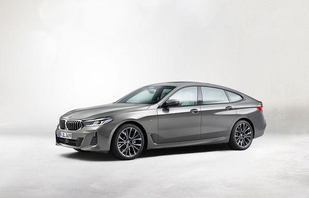 BMW a prezentat Seria 6 Gran Turismo facelift: îmbunătățiri estetice, tehnologii noi și motorizări cu sistem mild-hybrid la 48V - Poza 8