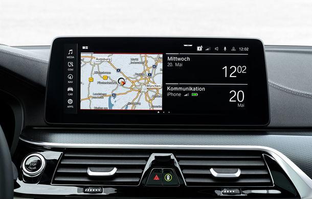 BMW a prezentat Seria 6 Gran Turismo facelift: îmbunătățiri estetice, tehnologii noi și motorizări cu sistem mild-hybrid la 48V - Poza 34