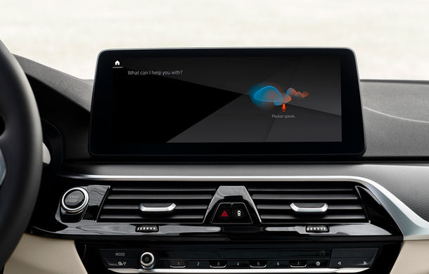 BMW a prezentat Seria 6 Gran Turismo facelift: îmbunătățiri estetice, tehnologii noi și motorizări cu sistem mild-hybrid la 48V - Poza 35