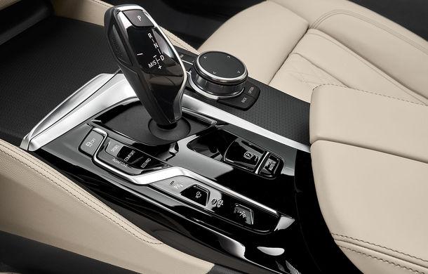 BMW a prezentat Seria 6 Gran Turismo facelift: îmbunătățiri estetice, tehnologii noi și motorizări cu sistem mild-hybrid la 48V - Poza 29