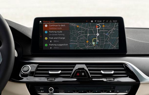 BMW a prezentat Seria 6 Gran Turismo facelift: îmbunătățiri estetice, tehnologii noi și motorizări cu sistem mild-hybrid la 48V - Poza 33
