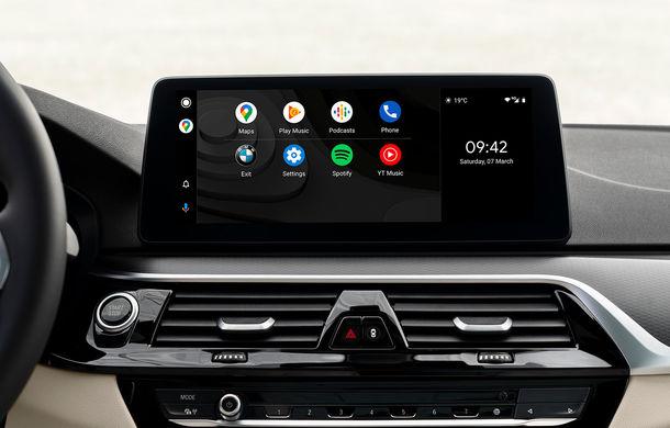 BMW a prezentat Seria 6 Gran Turismo facelift: îmbunătățiri estetice, tehnologii noi și motorizări cu sistem mild-hybrid la 48V - Poza 38