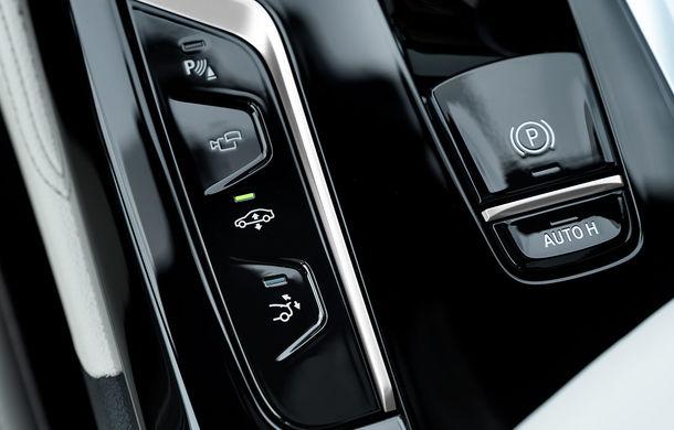 BMW a prezentat Seria 6 Gran Turismo facelift: îmbunătățiri estetice, tehnologii noi și motorizări cu sistem mild-hybrid la 48V - Poza 30