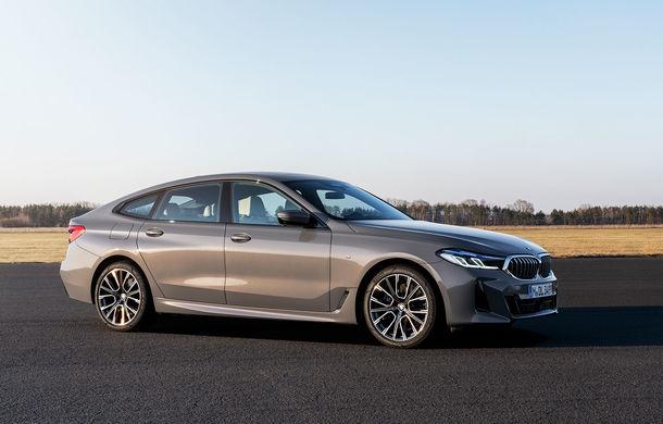 BMW a prezentat Seria 6 Gran Turismo facelift: îmbunătățiri estetice, tehnologii noi și motorizări cu sistem mild-hybrid la 48V - Poza 3