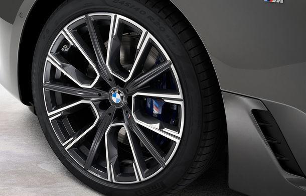 BMW a prezentat Seria 6 Gran Turismo facelift: îmbunătățiri estetice, tehnologii noi și motorizări cu sistem mild-hybrid la 48V - Poza 15