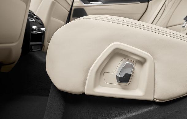BMW a prezentat Seria 6 Gran Turismo facelift: îmbunătățiri estetice, tehnologii noi și motorizări cu sistem mild-hybrid la 48V - Poza 32