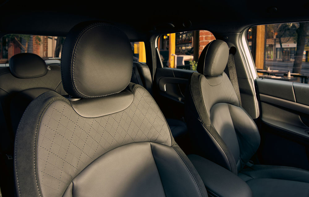 Mini Countryman facelift a fost prezentat oficial: britanicii propun îmbunătățiri exterioare, accesorii noi de interior și versiune plug-in hybrid cu autonomie electrică de până la 61 de kilometri - Poza 137
