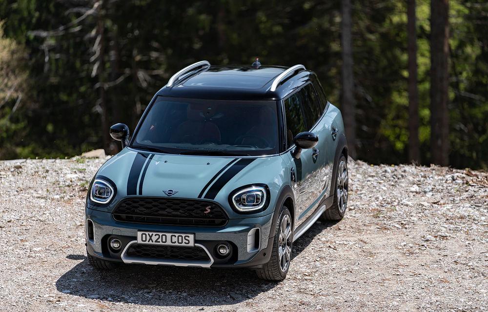 Mini Countryman facelift a fost prezentat oficial: britanicii propun îmbunătățiri exterioare, accesorii noi de interior și versiune plug-in hybrid cu autonomie electrică de până la 61 de kilometri - Poza 59