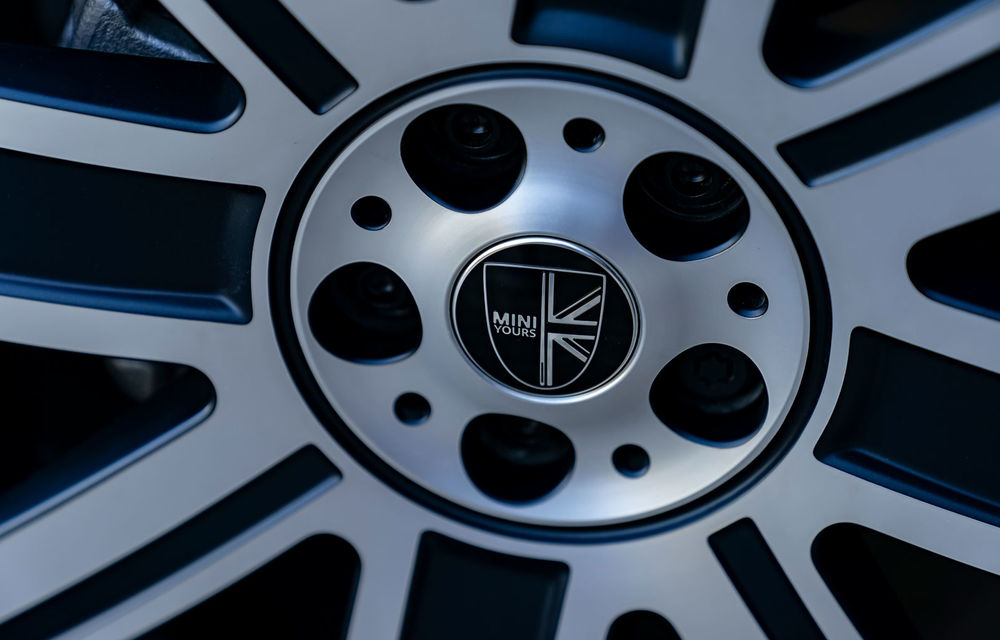 Mini Countryman facelift a fost prezentat oficial: britanicii propun îmbunătățiri exterioare, accesorii noi de interior și versiune plug-in hybrid cu autonomie electrică de până la 61 de kilometri - Poza 28