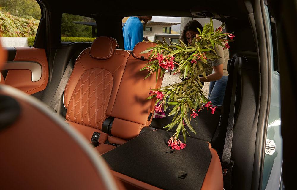 Mini Countryman facelift a fost prezentat oficial: britanicii propun îmbunătățiri exterioare, accesorii noi de interior și versiune plug-in hybrid cu autonomie electrică de până la 61 de kilometri - Poza 154