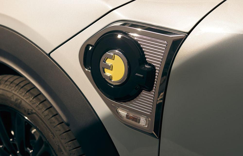 Mini Countryman facelift a fost prezentat oficial: britanicii propun îmbunătățiri exterioare, accesorii noi de interior și versiune plug-in hybrid cu autonomie electrică de până la 61 de kilometri - Poza 139