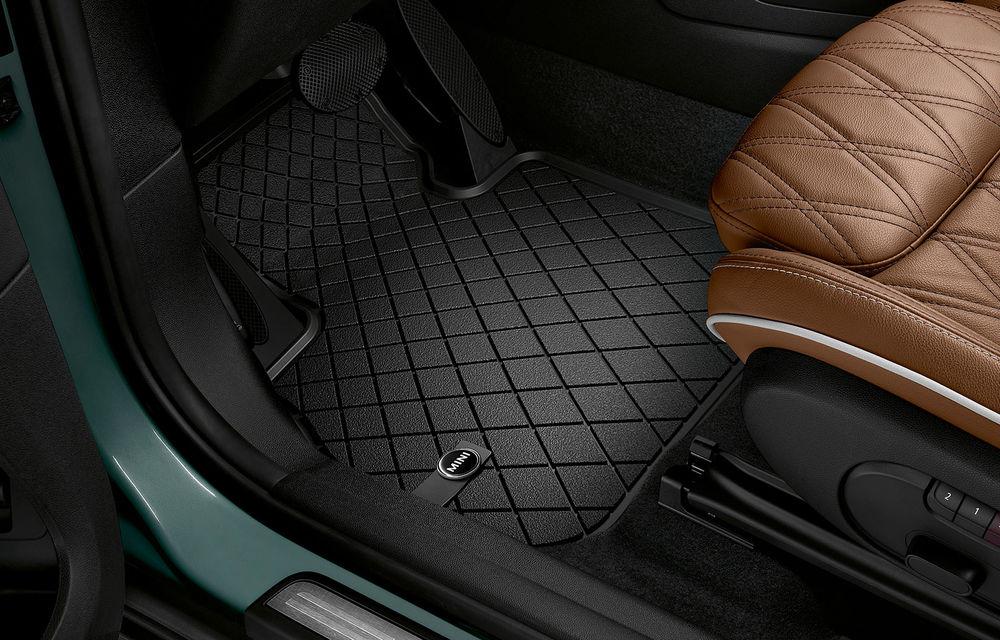Mini Countryman facelift a fost prezentat oficial: britanicii propun îmbunătățiri exterioare, accesorii noi de interior și versiune plug-in hybrid cu autonomie electrică de până la 61 de kilometri - Poza 166