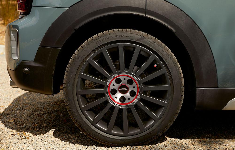 Mini Countryman facelift a fost prezentat oficial: britanicii propun îmbunătățiri exterioare, accesorii noi de interior și versiune plug-in hybrid cu autonomie electrică de până la 61 de kilometri - Poza 160