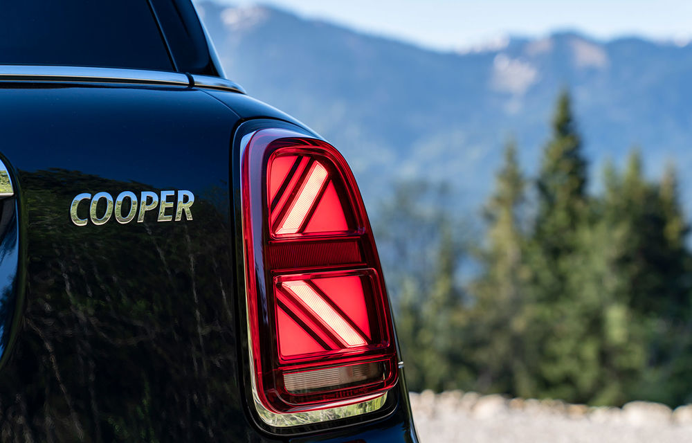 Mini Countryman facelift a fost prezentat oficial: britanicii propun îmbunătățiri exterioare, accesorii noi de interior și versiune plug-in hybrid cu autonomie electrică de până la 61 de kilometri - Poza 25