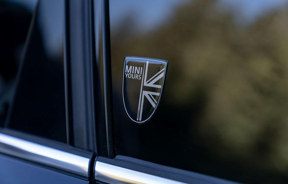 Mini Countryman facelift a fost prezentat oficial: britanicii propun îmbunătățiri exterioare, accesorii noi de interior și versiune plug-in hybrid cu autonomie electrică de până la 61 de kilometri - Poza 29