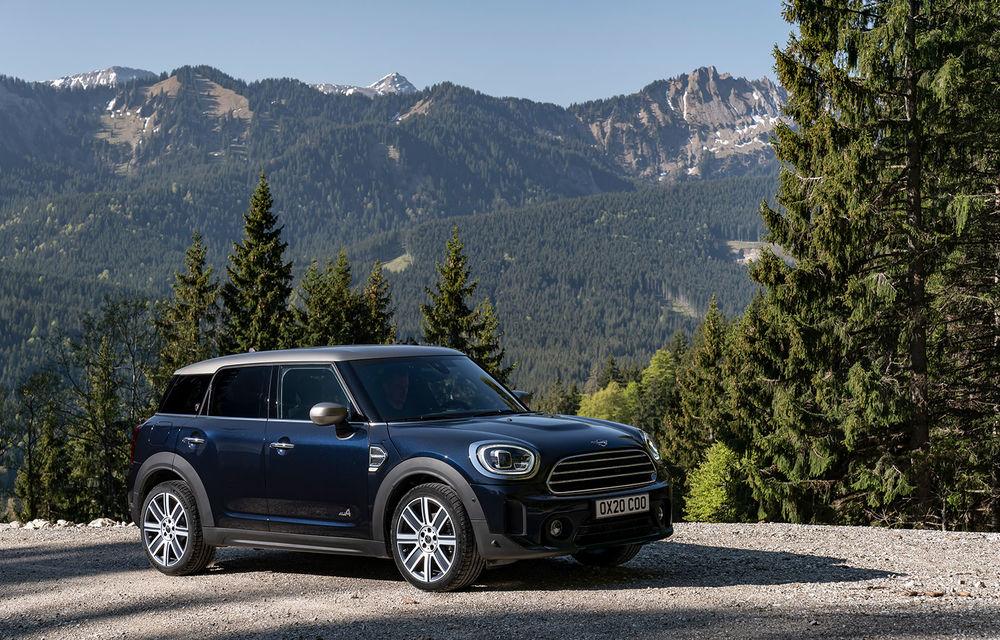 Mini Countryman facelift a fost prezentat oficial: britanicii propun îmbunătățiri exterioare, accesorii noi de interior și versiune plug-in hybrid cu autonomie electrică de până la 61 de kilometri - Poza 18