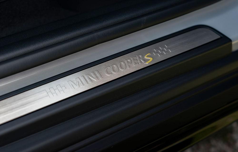 Mini Countryman facelift a fost prezentat oficial: britanicii propun îmbunătățiri exterioare, accesorii noi de interior și versiune plug-in hybrid cu autonomie electrică de până la 61 de kilometri - Poza 136