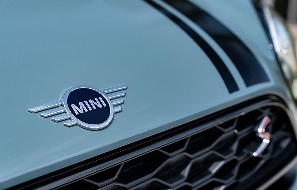 Mini Countryman facelift a fost prezentat oficial: britanicii propun îmbunătățiri exterioare, accesorii noi de interior și versiune plug-in hybrid cu autonomie electrică de până la 61 de kilometri - Poza 76