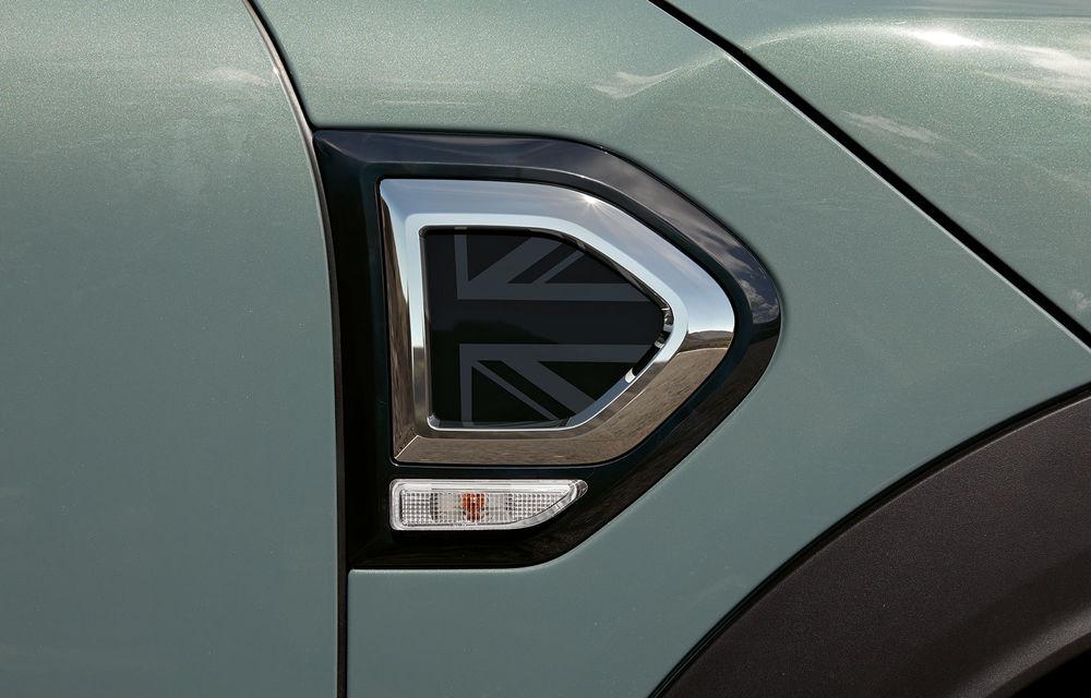 Mini Countryman facelift a fost prezentat oficial: britanicii propun îmbunătățiri exterioare, accesorii noi de interior și versiune plug-in hybrid cu autonomie electrică de până la 61 de kilometri - Poza 161