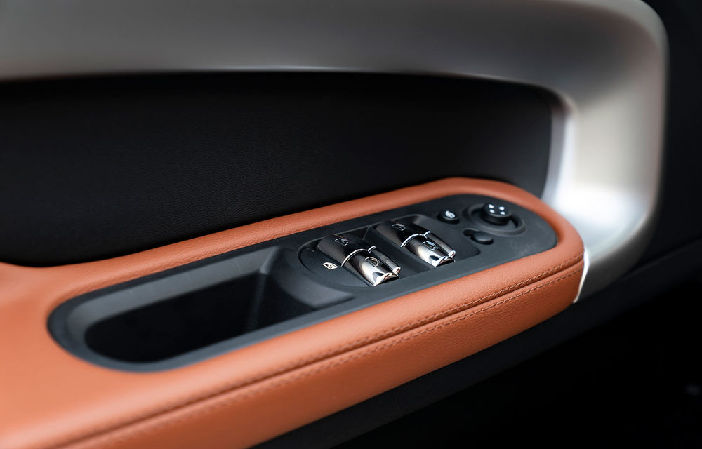 Mini Countryman facelift a fost prezentat oficial: britanicii propun îmbunătățiri exterioare, accesorii noi de interior și versiune plug-in hybrid cu autonomie electrică de până la 61 de kilometri - Poza 88