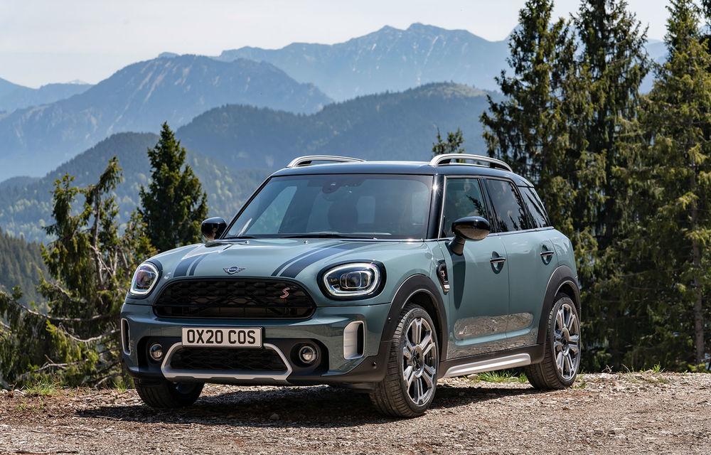 Mini Countryman facelift a fost prezentat oficial: britanicii propun îmbunătățiri exterioare, accesorii noi de interior și versiune plug-in hybrid cu autonomie electrică de până la 61 de kilometri - Poza 65