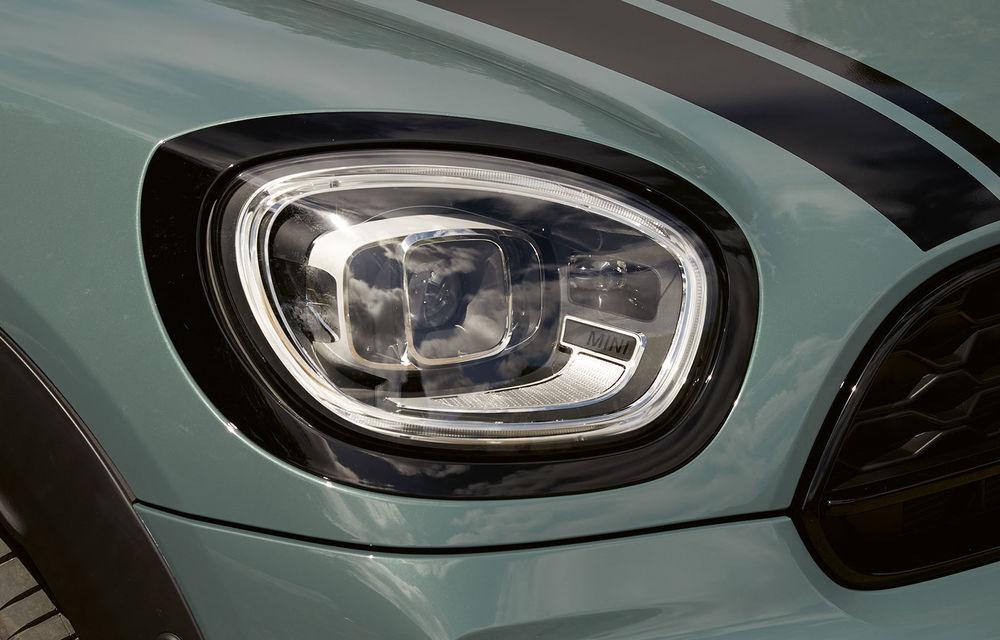 Mini Countryman facelift a fost prezentat oficial: britanicii propun îmbunătățiri exterioare, accesorii noi de interior și versiune plug-in hybrid cu autonomie electrică de până la 61 de kilometri - Poza 152