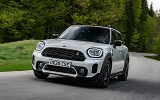Mini Countryman facelift a fost prezentat oficial: britanicii propun îmbunătățiri exterioare, accesorii noi de interior și versiune plug-in hybrid cu autonomie electrică de până la 61 de kilometri