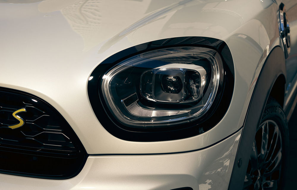 Mini Countryman facelift a fost prezentat oficial: britanicii propun îmbunătățiri exterioare, accesorii noi de interior și versiune plug-in hybrid cu autonomie electrică de până la 61 de kilometri - Poza 140