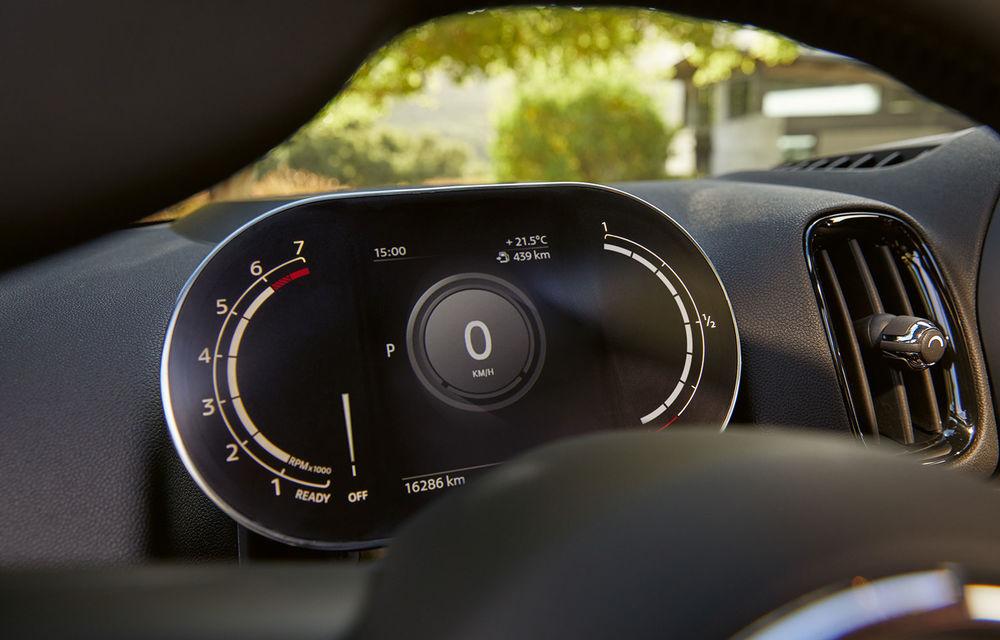 Mini Countryman facelift a fost prezentat oficial: britanicii propun îmbunătățiri exterioare, accesorii noi de interior și versiune plug-in hybrid cu autonomie electrică de până la 61 de kilometri - Poza 156
