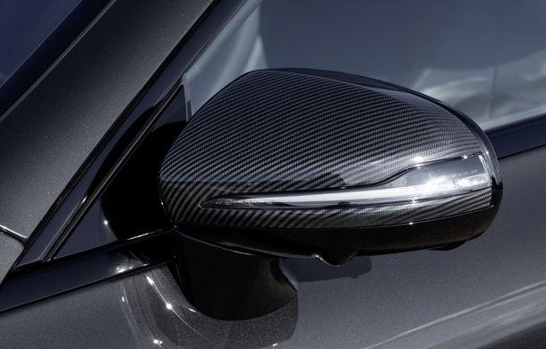 Mercedes-Benz prezintă Clasa E Coupe și Cabriolet facelift: ecrane de 12.3 inch la interior și motorizări mild-hybrid de până la 367 CP - Poza 60