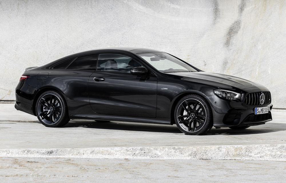 Mercedes-Benz prezintă Clasa E Coupe și Cabriolet facelift: ecrane de 12.3 inch la interior și motorizări mild-hybrid de până la 367 CP - Poza 42